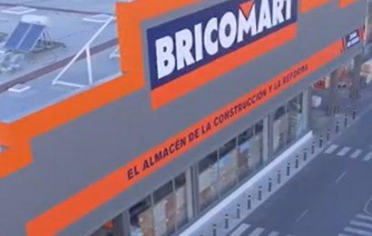Bricomart abrirá un almacén en Los Barrios (Cádiz) que creará 100 puestos de trabajo