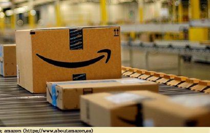 Amazon selecciona personal, para su Centro logístico de Dos Hermanas