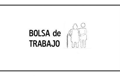 Bolsa de trabajo de Auxiliar de Clínica (Residencia de Personas Mayores San Luis, de Motril)
