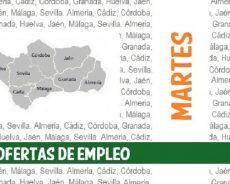 Ofertas de empleo: martes, 30 de marzo de 2021
