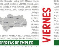 Ofertas de empleo: viernes, 7 de mayo de 2021
