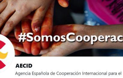 5 plazas de Coordinador/a de la Cooperación Española