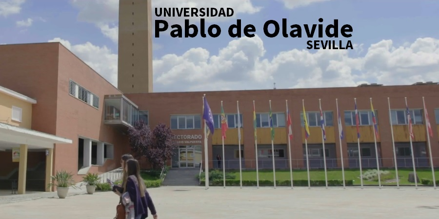 plazas auxiliar Pablo Olavide Sevilla