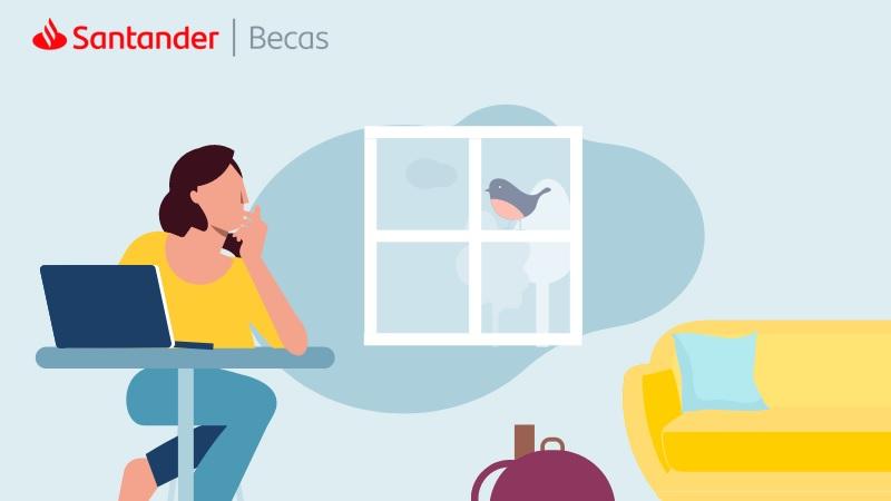 Banco Santander convoca 125 Becas para impulsar el liderazgo femenino