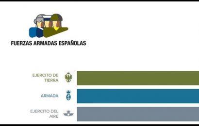 Convocadas 250 plazas de Reservista voluntario de las Fuerzas Armadas