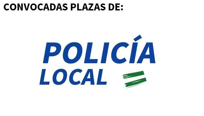 17 plazas de Policía local, para 6 Ayuntamientos de Andalucía
