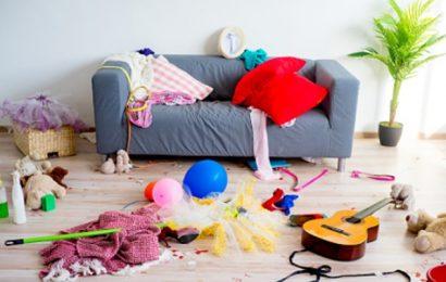 Que tengas la habitación desordenada es motivo para no contratarte