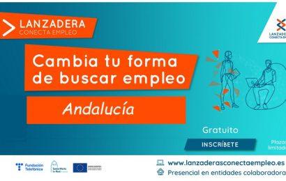 7 nuevas Lanzaderas Conecta Empleo en Andalucía