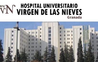 Ofertas de empleo para el Hospital Virgen de las Nieves, de Granada
