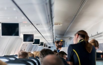 100 vacantes de Tripulantes de cabina de pasajeros (Málaga y Sevilla)