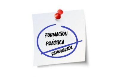 28 plazas Becas Plan HEBE: acciones formativas prácticas en empresas (Diputación de Huelva)