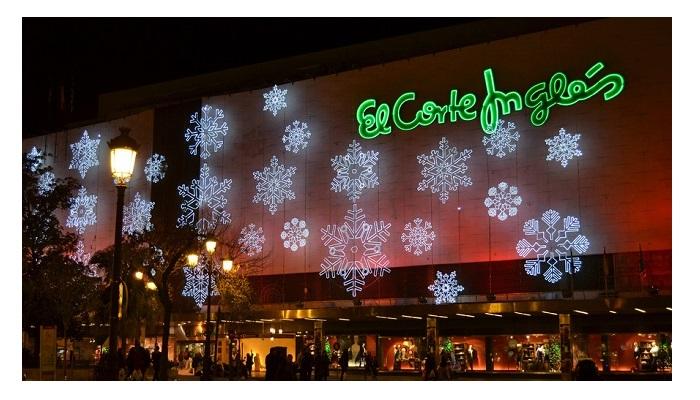 Empleo en El Corte Inglés: abierta la selección de personal, para la campaña de Navidad (Granada, Córdoba, Sevilla…)