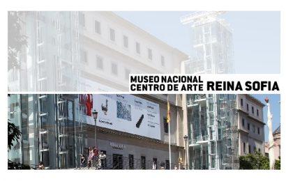 Convocadas 2 Becas de formación, para el Museo Reina Sofía